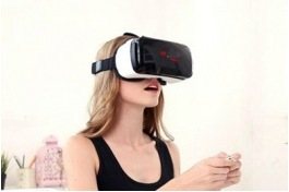 VR镜可移胶